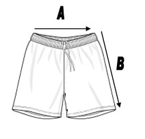 Scramble Core Shorts - Šedé